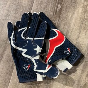 Nike Vapor Jet 3.0 NFL Houston Texans Gloves